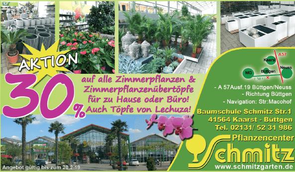 Aktione Pflanzen Center